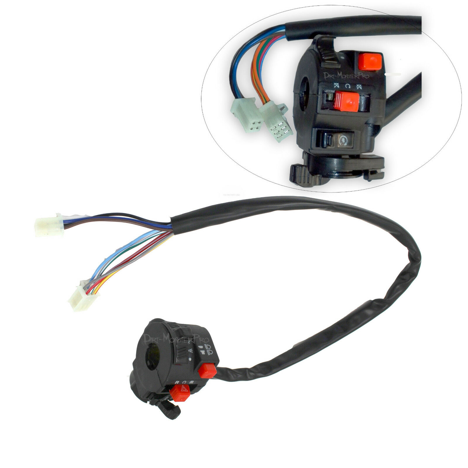 Dc Complete Wiring Harness Loom 200  250  300  350  400  450cc