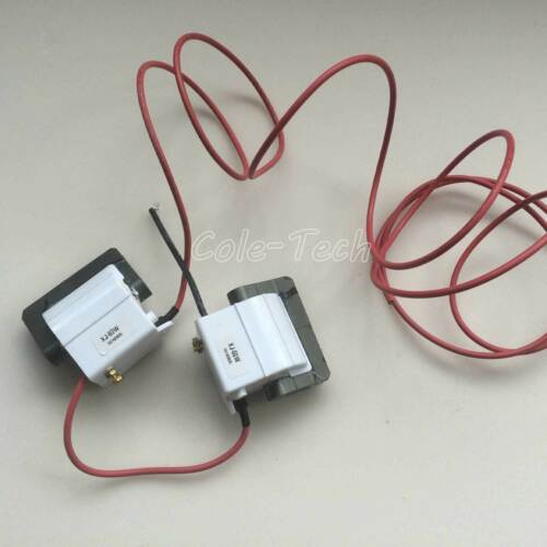 1 Pair of New High Voltage Flyback Transformer for 60W Co2 laser Power Supply