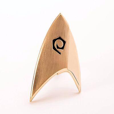 Discovery Operations Engineering Uniform Abzeichen Badge Pin - Star Trek Star Trek Abzeichen
