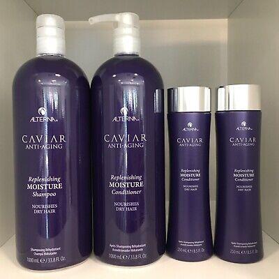 Alterna Caviar Anti Aging Shampoo (Alterna Caviar Anti-Aging Moisture Shampoo & Conditioner)