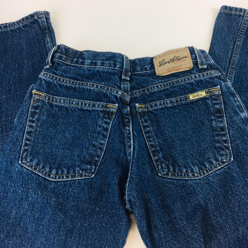 Levi Strauss Loose Fit Straight Leg Jeans Boy