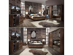 Casa Padrino Barock Schlafzimmerschrank Creme/Gold 180,5 x 62,6 x H. 206,6 cm - Prunkvoller Kleiderschrank mit 4 Türen und 2 Schubladen - Schlafzimmermöbel