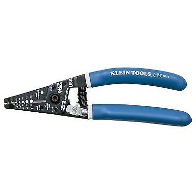 Klein Tools 11054 Klein Kurve Wire Strippercutter - Solid Stranded Wire