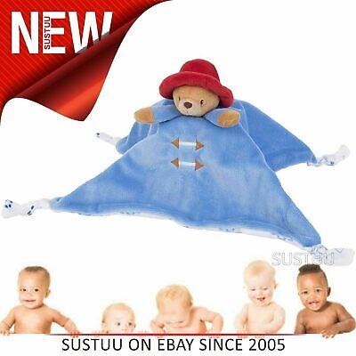 Paddington Comfort Blanket¦Baby/ Kid's Soft Plush Blanky¦Best Gift For