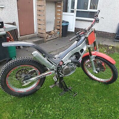 Montesa 315 Trials bike