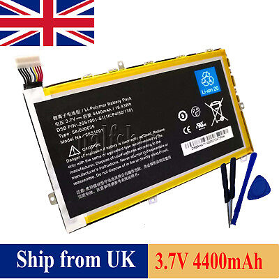 "26s1001 58-000035 Battery +Tools For Amazon Kindle Fire Hd 7"" X43z60 Tablet 3.7v 0"