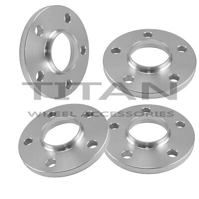 (4) 12mm Hubcentric Wheel Spacers Fits Honda Civic Accord Prelude Wheel Centric