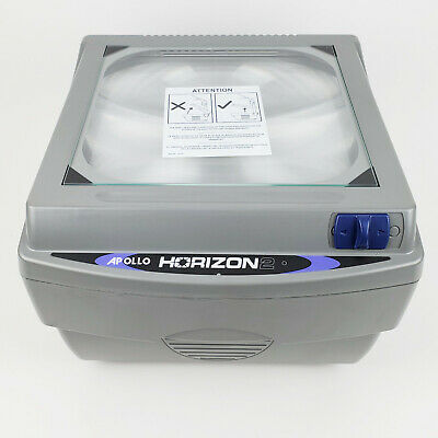 Apollo Horizon 2 Overhead Projector 2000 Lumen Output 10 X 10 Open Head V16000m