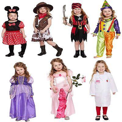 Kleinkind Mädchen Kostüm Kostüme Party Outfit Welttag des Buches Kinder 3 (Welttag Des Buches Kostüm Mädchen)