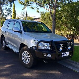 2008 Toyota Landcruiser GXL V8 Auto 4x4 patrol 4.7L Narre Warren Casey Area Preview