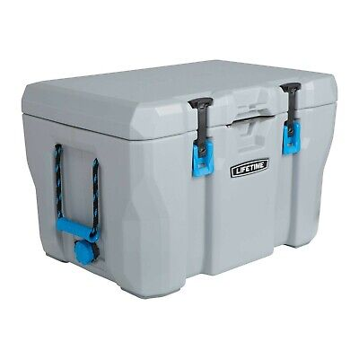 HEAVY DUTY 55 QUART COOLER HUNTING CAMPING INSULATED CHEST BOXES ~ 7 DAY ICE