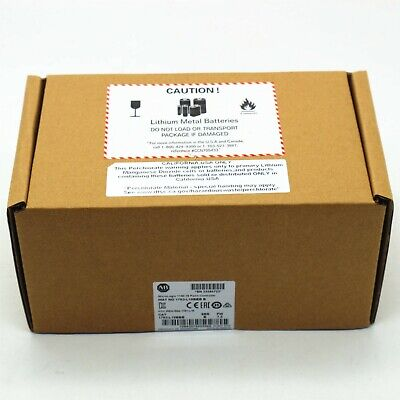 New Allen-bradley Micrologix1100 16 Point Controller 1763-l16bbb Us