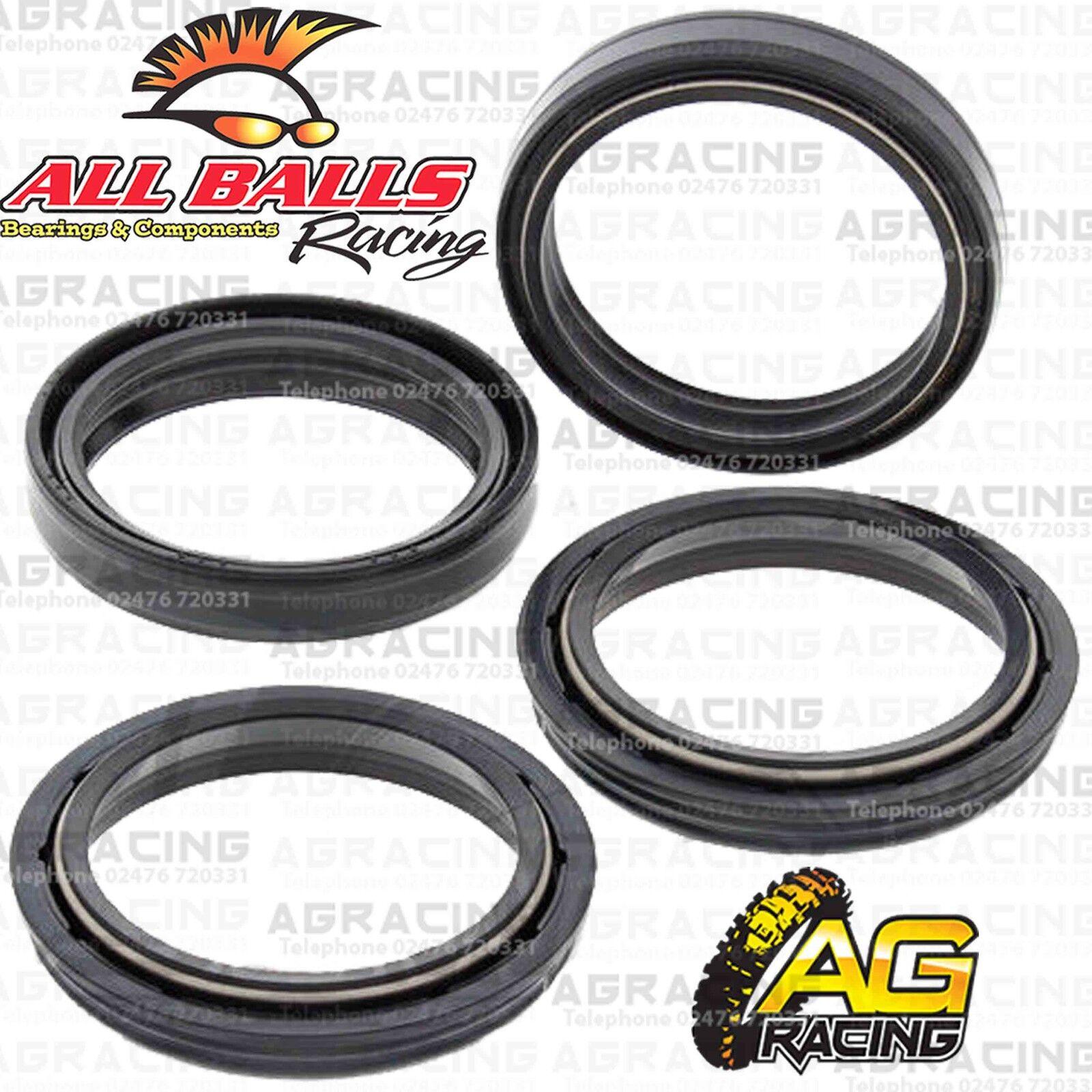 All Balls Fork Oil Seals Kit For Kawasaki KXF 450 2006-2012 06-12 Motocross New