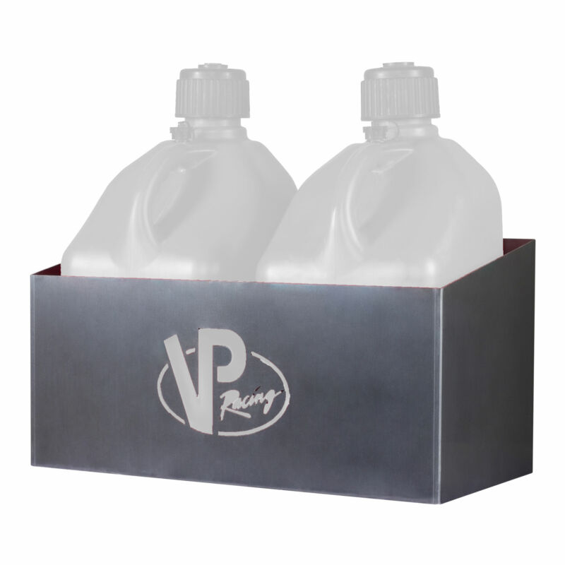 VP Racing Fuels 3050 Aluminum 2 Jug Storage Rack for 5 Gal Containers (Used)