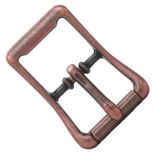 "Copper Center Bar Roller Buckle 1"" 1253-10"