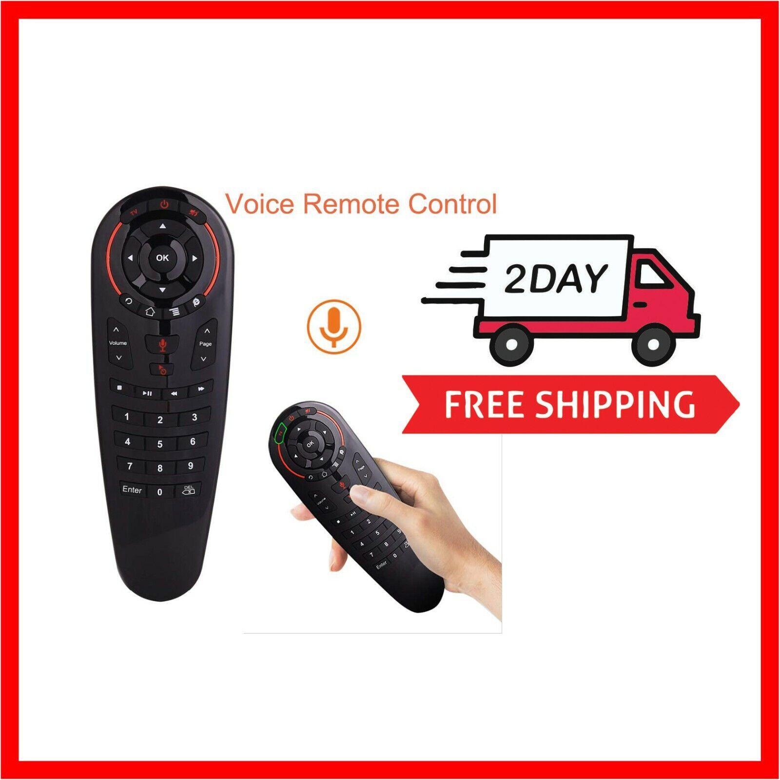 Wireless TV Remote,2.4G Voice Remote Control for Nvidia Shie