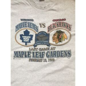 VINTAGE TORONTO MAPLE LEAFS T-SHIRT (19 YEARS!)