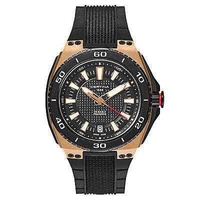 Certina Men's Quartz Watch C023-710-37-051-00
