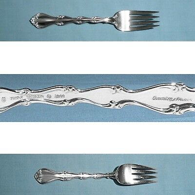 TOWLE STERLING SALAD FORK(S) ~ COUNTRY MANOR ~ NO MONO
