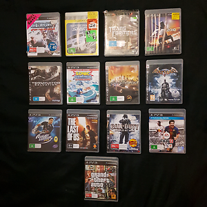 PlayStation 3 games Norman Park Brisbane South East Preview