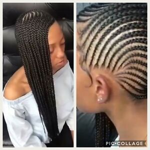HAIR BRAIDING FOR ALL HAIR TYPES (437 990 5120)