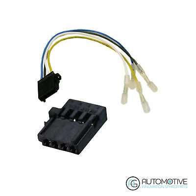 Ag Wire Harness Repair Kit Lock for Hatch Door Fiat 500 Grande Punto