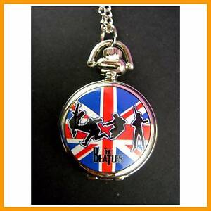 The Beatles Fashion Pocket Watch Necklace - NEW with gift box. Gateshead Lake Macquarie Area Preview