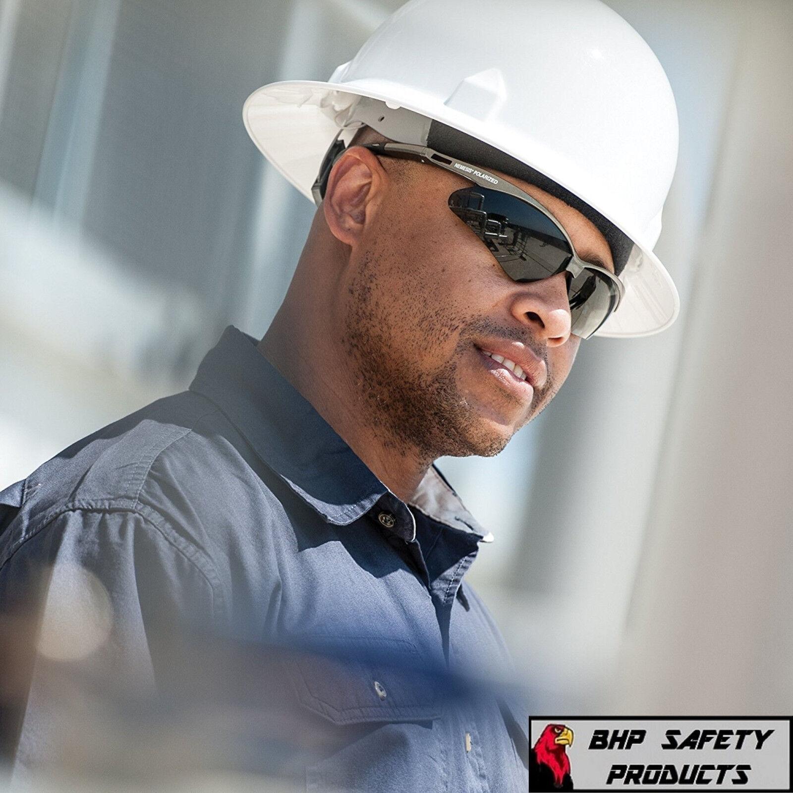 JACKSON NEMESIS SAFETY GLASSES SUNGLASSES SPORT WORK EYEWEAR ANSI Z87 COMPLIANT