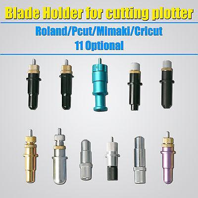 11 Optional Mimaki Roland Pcut Vinyl Cutter Cutting Plotter Blade Holder