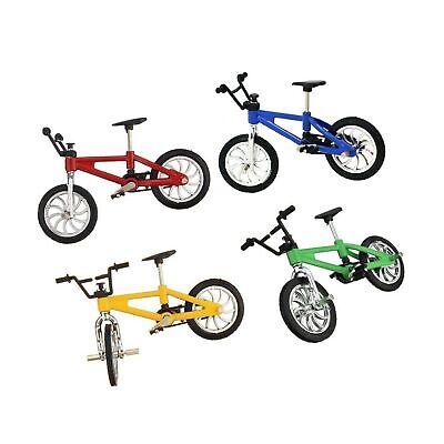 4 Pack Finger Mountain Bike Excellent Functional Miniature Metal Toys Mini Ex...