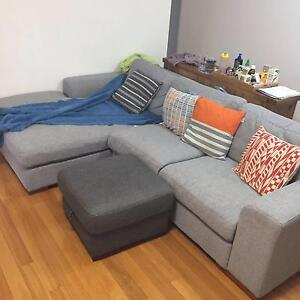 2 Seater+Chaise for sale, Eastwood NSW Eastwood Ryde Area Preview