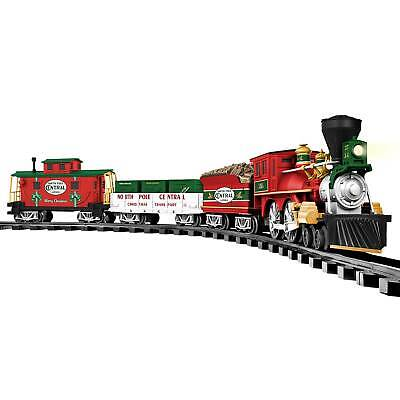 Lionel Trains North Pole Central Ready to Play Christmas Train Set (For Parts)