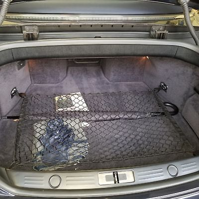 Trunk Floor Style Cargo Net For BENTLEY CONTINENTAL 2004-2019 04-19 BRAND NEW