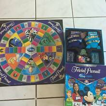 Trivial Pursuit  ( Family/Disney Version) (nearly new) Merrimac Gold Coast City Preview
