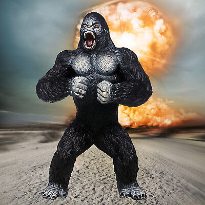 Replica King Kong Gorilla Model Action Figure Collection Skull Island Toy -