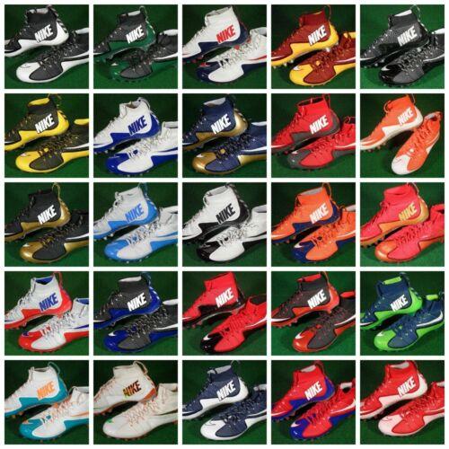 New Mens Nike Vapor Untouchable TD Football Cleats NFL PF Colors Sizes Original