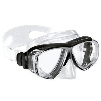 Optische Taucherbrille Sehstärke von + 4,5 bis - 8,0 Erwachsene Tauchmaske Neu