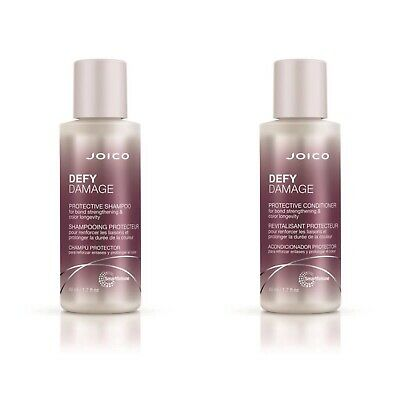 Joico Defy Damage Protective Shampoo & Conditioner 50ml
