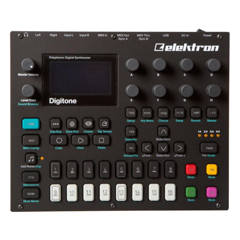 Elektron Digitone 8-voice Digital Synth w/ sequencer
