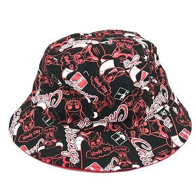 Chicago Bulls Windy City Hardwood Classics 47 Brand Bucket Hat NBA Size S-M EUC!