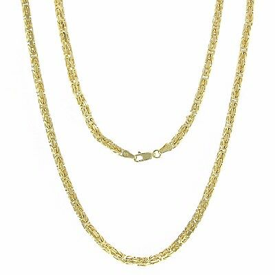 14k Yellow Gold Solid 24