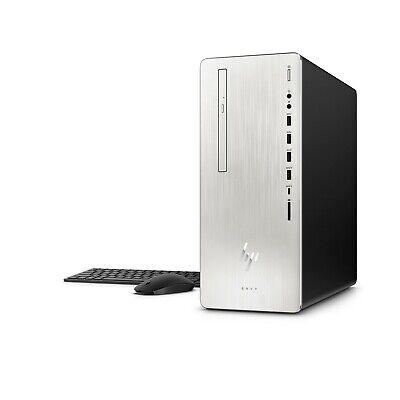 HP Envy 795 Desktop PC i7-8700 Hexa Core 3.2Ghz 32GB 512GB SSD + 2TB 4GB 1050 Ti ()