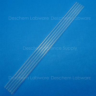 5pcs 300mmquartz Glass Tubeod10mmthcik1.5mmmade Form Fused Silica