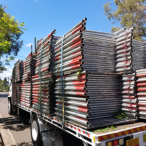 Formwork material for sale H frames 1.8 and 1.2 Revesby Bankstown Area Preview