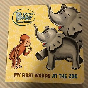 Curious Baby George Book