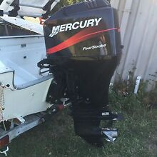 Outboard motor Wallan Mitchell Area Preview