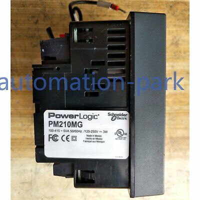 Used Schneider Electric Energy Meter Pm210mg Dhl Free Shipping