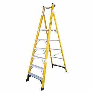 gorilla platform ladder Rivervale Belmont Area Preview