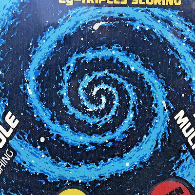 Gottlieb Black Hole Pinball Game Machine Lower Playfield
