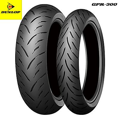 120/70-17 190/50-17 Dunlop Sportmax Motorcycle 2 Tire Set  120/70zr17 190/50zr17
